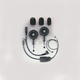 629 Series Headset - HSICD629-AOF-HO