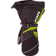 Womens Black/Hi Vis Fusion Mitts