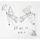 Aluminum Rearset Kit - RS-380