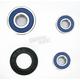 Rear Wheel Bearing and Seal Kit - 25-1455