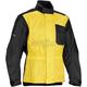 Yellow/Black Splash Rain Jacket