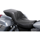 Black Leather TourIST 2-Up Seat - FA-DGE-0311