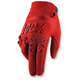 Youth Red Airmatic Gloves