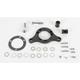 Carb Support Bracket and Breather Kit for CV Carb or Delphi EFI - DM-38-BK