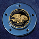 Max 1.8 Inch Timing Cover Coin Mount With Support Our Troops 2-Sided Coin - JMPC-M-5-THANKTR
