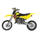 RM Yellow Rear Fender - 2040770231