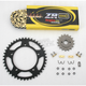 520ZRD Chain and Sprocket Conversion Kit - 5ZRP110KSU017