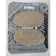 Universal Clear Oval Traction Pads - 55-10003