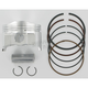 High-Performance Piston Assembly - 89.5mm Bore - 4117M08950