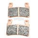 GPFAX Sintered Road Race Brake Pads - GPFAX296HH