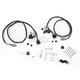 Black L.E.D. Handlebar Switch Wiring Kit - 12031