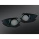 Gloss Black L.E.D. Speaker Grills - 7699