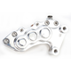 Polished J-Six Extreme Six-Piston Front Brake Caliper for 13 Inch Rotors - 306T-661