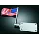 License Plate Mounted Flag - 4261