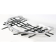 Brush Aluminum Trail Series Nerf Bars - 0530-1226