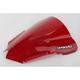 Red Grandprix Windscreen - 80801-1608