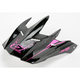 Black/Pink 5 Series Element Visor - 0521