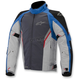 Black/Blue/Gray/Red Megaton Drystar Jacket