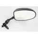 Carbon Fiber Universal Oval Mirror - 0640-0346