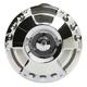 Chrome Deep Cut Billet Horn Kit - 70-215