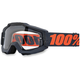 Gray/Orange Accuri Enduro Gunmetal Goggle w/Clear Lens - 50202-025-02