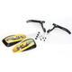 Yellow Rebound Handguards - 0635-1120