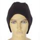 Black Fleece Skull Cap - SKLCP001