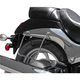 Chrome Custom Saddlebag Guards - 140-27