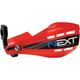 Red Universal Plastic Handguards - HG-101