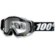 Black Racecraft Abyss Goggles - 50100-001-02