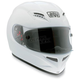 White Grid Helmet