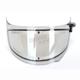 Ellip-Tec Dual Lens Electric Snow Helmet Shield - 54-518-00