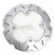 Rear Stainless CX Extreme Vee Brake Rotor - MD6045CX