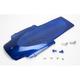 Superbike Rear Blue Undertail Fender Eliminator - S07GS-SS-BLU