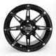 Gloss Black Type 387X Wheel - 0230-0465