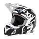 Youth Black/White X1 Helmet