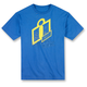 Blue Double Up T-Shirt