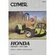Honda Odyssey Repair Manual - M316