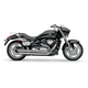 Hot Rod Speedster Slash-Down Exhaust System - 3823