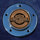Max 1.8 Inch Timing Cover Coin Mount With Harley Racer 2-Sided Coin - JMPC-M-5-HRACER
