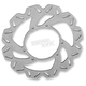 Front Stainless CX Extreme Vee Brake Rotor - MD6037CX