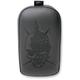 Helmet Skull w/Phantom Gel Ghoul Pillion Pad - SE303VHSB