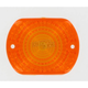 Replacement Amber Turn Signal Lens - 25-2160