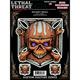 Helmet Skull Decal Set - LT90692