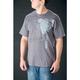 Charcoal Stunt T-Shirt