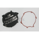Factory Racing Black Clutch Cover - CC-11AB
