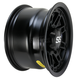 Matte Black 12 in. X 7 in. SS216 Alloy Black Ops Wheel - 1228538536B