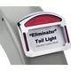 Chrome Eliminator LED Taillight/License Plate Frames - CV4835