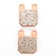 Sintered Metal Brake Pads for Custom Calipers - 1721-1356