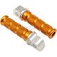 Anodized Aluminum Rear Footpeg - 50-11320